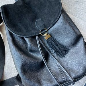 Ecote Urban Outfitters Black Backpack